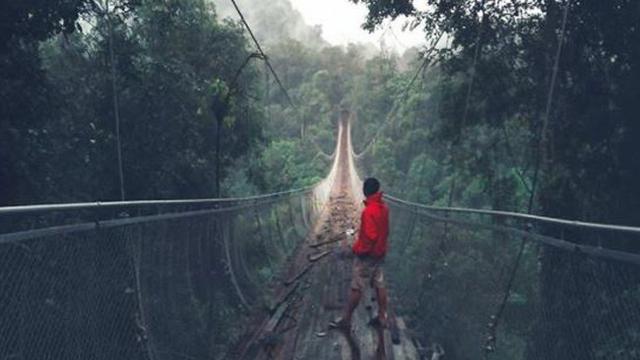 8500 Koleksi Foto Foto Penampakan Di Jembatan Terbaru