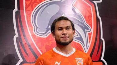 Lepas Sriwijaya FC, Ichsan Kurniawan Merapat ke Borneo FC