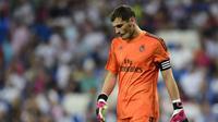 Iker Casillas (JAVIER SORIANO / AFP)