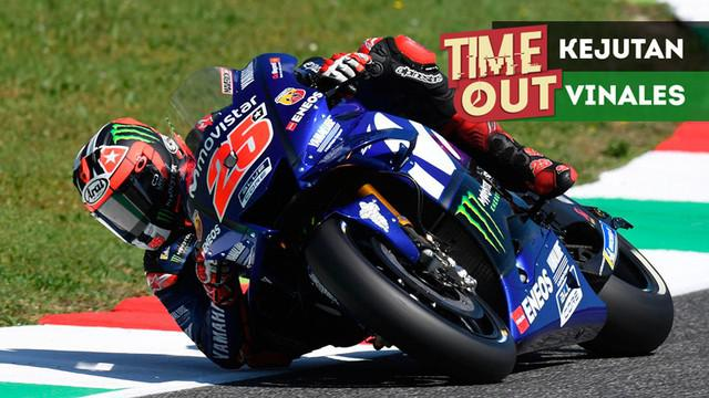 Berita video pembalap Movistar Yamaha, Maverick Vinales, bisa saja mengejutkan di MotoGP 2018. Apa alasannya?