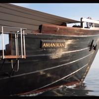 Lihat Mewahnya Kapal Pesiar Kayu Amanikan yang Membawa Anda Berkeliling Raja Ampat. sumberfoto: nala_rinaldo