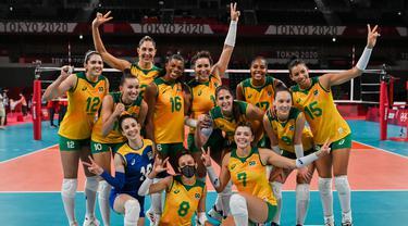 Brasil - Bola Voli - Olimpiade Tokyo 2020