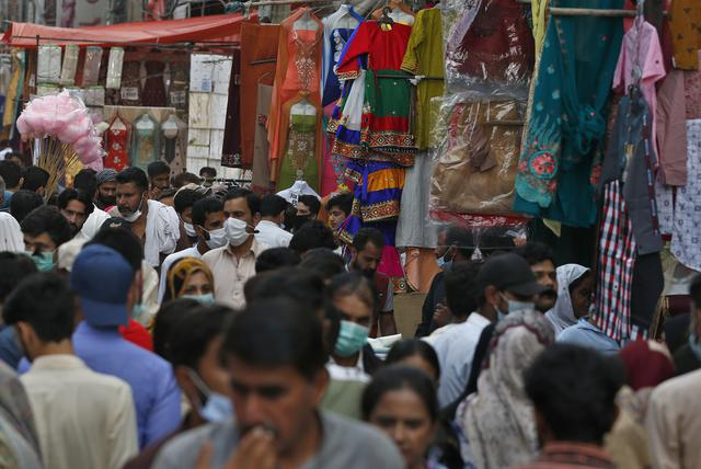 Pakistan Akan Lockdown Jelang Lebaran