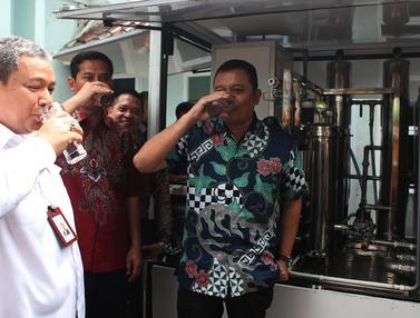 PJT II Kirim Pengolah Air Siap Minum untuk Palu dan Doggala