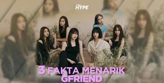 Apa saja fakta menarik dari girl group GFRIEND? Yuk, kita cek video di atas!