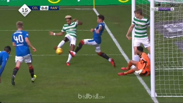 Berita video eks pemain Chelsea, Scott Sinclair, membuang banyak peluang pada laga Celtic vs Rangers. This video presented by BallBall.