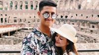 Tasya Kamila dan Randi Bachtiar (dok. Instagram @tasyakamila/https://www.instagram.com/p/Bzhpcc4HKCv/Putu Elmira)