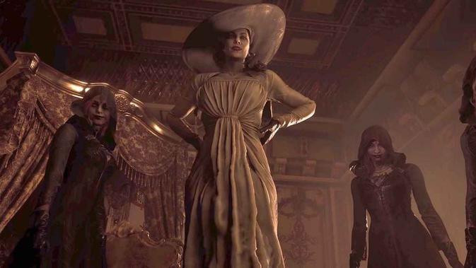 Resident Evil 8 siap meluncur di pasaran pada 7 Mei 2021. (Doc: Capcom)