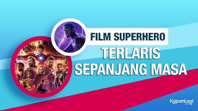 KAPANLAGI.COM - Hai KLovers, Avengers Infinity War sedang jadi perbincangan hangat dan diprediksi bakal mencetak sejarah baru. Siapakah yang akan dikalahkan Thanos dalam daftar ini?  Simak terus video terupdate dari dunia artis, selebritis dan ent...