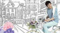 Lee Min Ho menunjukkan popularitasnya sebagai aktor ternama dengan mendominasi penghargaan bergengsi di Korea Selatan.