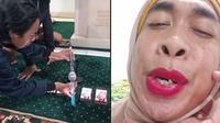 6 Video Bangunin Sahur Pakai Suara Mimi Peri Ini Kocak Banget (sumber: Instagram/mimi.peri TikTok/rifal_ajalah)