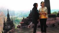 Traveloka menggelar Traveloka Travel and Lifestyle Fair (TTLF) 2018 di Main Atrium Gandaria City mulai Rabu (31/10/2018). (Liputan6.com/Dinny Mutiah)