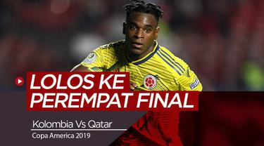 Berita Video Berita Video Highlights Copa America 2019, Usai Taklukkan Messi Kolombia Kalahkan Qatar