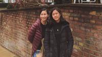 Mantan istri Ahok, Veronica Tan, dan putrinya Nathania Purnama. (Instagram @nata.decoco17)