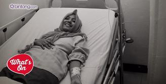 Pemain sinetron Renita Sukardi meninggal dunia, Feby Febiola dan Nova Eliza ikut berduka.
