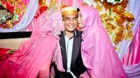Istri dampingi suami menikah lagi di Bulukumba (Istimewa)
