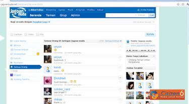 Citizen6, Makassar: Situs Jagoanmuda.net buatan Akbar, Siswa SMP di Makassar ini sudah dapat diakses oleh 46 negara. (Pengirim: Akbar Yahya)