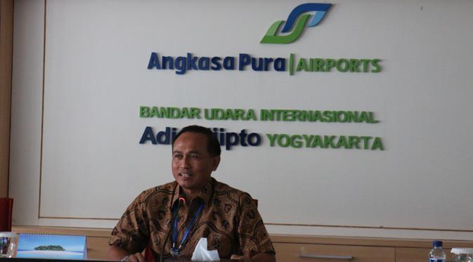 GM PT Angkasa Pura I Bandara Internasional Adisutjipto, Agus Pandu Purnama.
