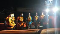 SAR Mentawai melakukan pencarian nelayan yang hilang. (Dok SAR Mentawai)