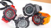 Beetles, merek jam tangan lokal asli Indonesia.