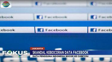 Di tempat terpisah, Wakil Ketua Komisi I DPR Hanafi Rais mendesak pemerintah tegas terkait skandal bocornya data pengguna Facebook Indonesia.