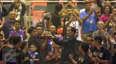 Arema FC Rengkuh Gelar Juara Piala Presiden 2017