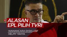 Berita Video Alasan Liga Inggris memilih TVRI hingga prediksi Manchester United Vs Chelsea