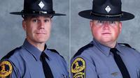 Jay Cullen dan Berke Bates (sumber: Virginia State Police)