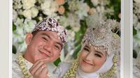 Momen Pernikahan Rizki D'Academy. (Sumber: Instagram.com/liana_k2rl)