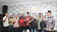 Cagub Sumbar Mulyadi bersama tokoh masyarakat (Foto: Istimewa)