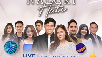 SCTV 31 Xtraordinary Meet and Greet Pemain Sinetron Naluri Hati, Sabtu 18 September 2021 Pukul 16.00 WIB Via Live Streaming Vidio di Sini