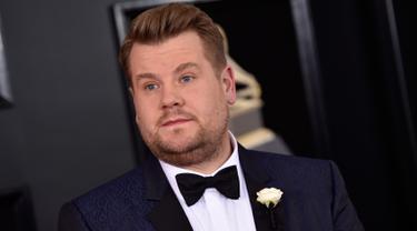 Mawar Putih di Karpet Merah Grammy
