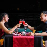 Dinner Valentine di Swiss-Belhotel Serpong