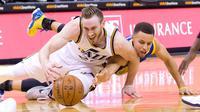Warriors vs Jazz (Reuters)