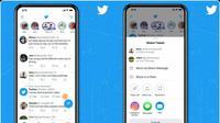 Twitter hadirkan fitur berbagi cuitan ke Instagram Stories. (dok: Twitter)