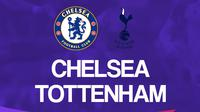 Liga Inggris: Chelsea Vs Tottenham Hotspur. (Bola.com/Dody Iryawan)