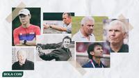 Kolase Pelatih Kelas Dunia di Timnas Indonesia (Bola.com/Adreanus Titus)