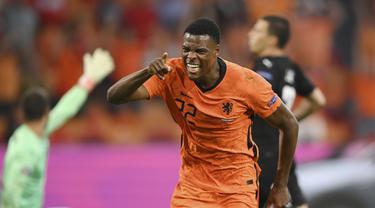 Denzel Dumfries - Belanda - Euro 2020