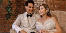 Jessica Iskandar dan Richard Kyle, salah satu pasangan yang rencana pernikahannya tertuda akibat dampak dari pandemi Covid-19. Semula, mereka berencana menggelar pernikahan pada 22 Maret 2020 lalu. (Instagram/richo_kyle)