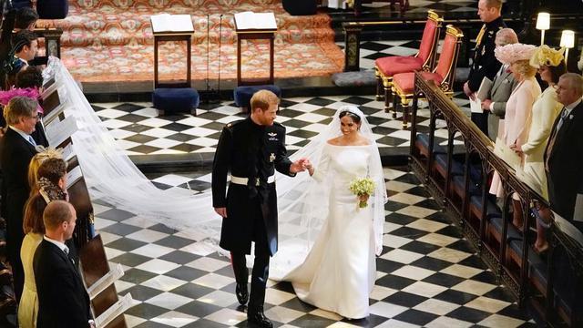 Hal Unik Royal Wedding Meghan Markle Dan Pangeran Harry Showbiz Liputan Com