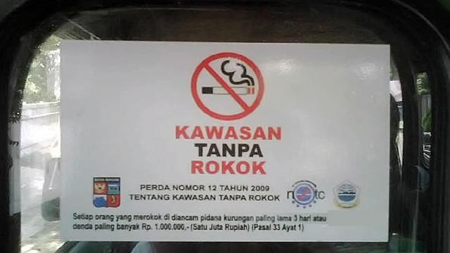 Rumah Juga Harus Dilarang untuk Tempat Merokok - Health