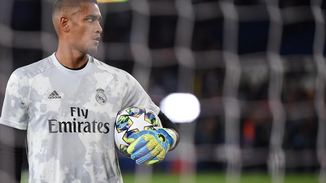Alphonse Areola, Real Madrid