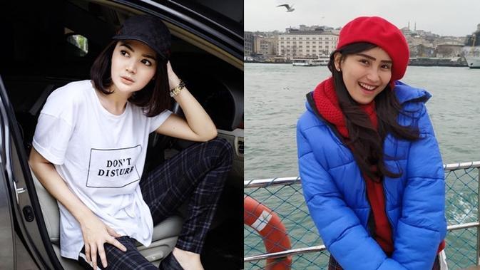 6 Pesona Wika Salim, Pedangdut yang Gantikan Posisi Co-Host Ayu Ting Ting - Hot Liputan6.com