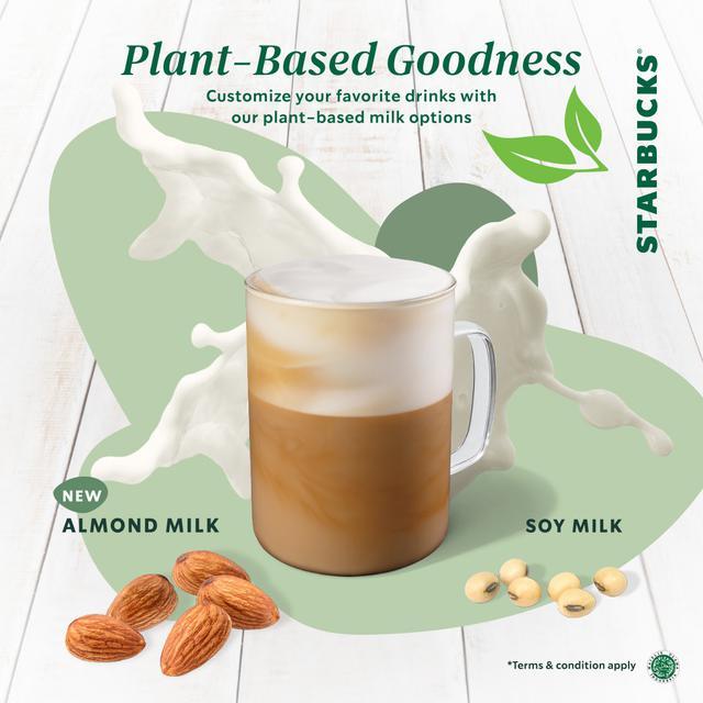 Starbucks Plant-Based