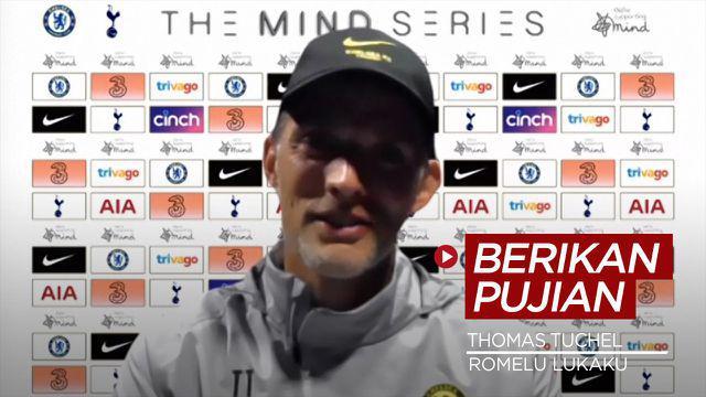 Berita Video Pelatih Chelsea, Thomas Tuchel Berikan Pujian Kepada Romelu Lukaku