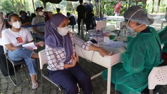 Bertambah 460, DKI Jakarta Sumbang Kasus COVID-19 Terbanyak per 25 Oktober 2021