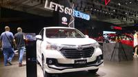 Toyota Avanza Limited dijual hanya 150 unit di GIIAS 2017. (Herdi Muhardi)