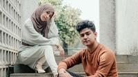Adiba Khanza dan Syakir Daulay (Sumber: Instagram/adiba.knza)