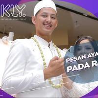 Sebelum meninggal, Ini pesan Ayahanda Tasya Kamila pada Randy Bachtiar.
