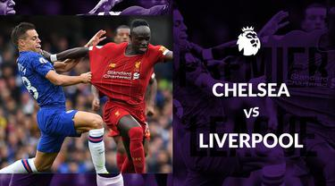 Berita video statistik Chelsea vs Liverpool pada laga pekan ke-6 Premier League 2019-2020, Minggu (22/9/2019) di Stamford Bridge, London.
